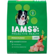 IAMS PROACTIVE HEALTH Adult MiniChunks Dry Dog Food 40 Pounds