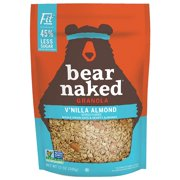 Bear Naked Granola, Vnilla Almond, 12 Ounce (Pack of 1)
