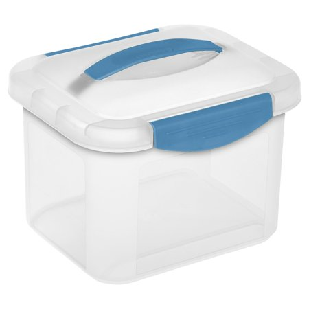 Stanley Hardware Sterilite Small Show Off Storage Container