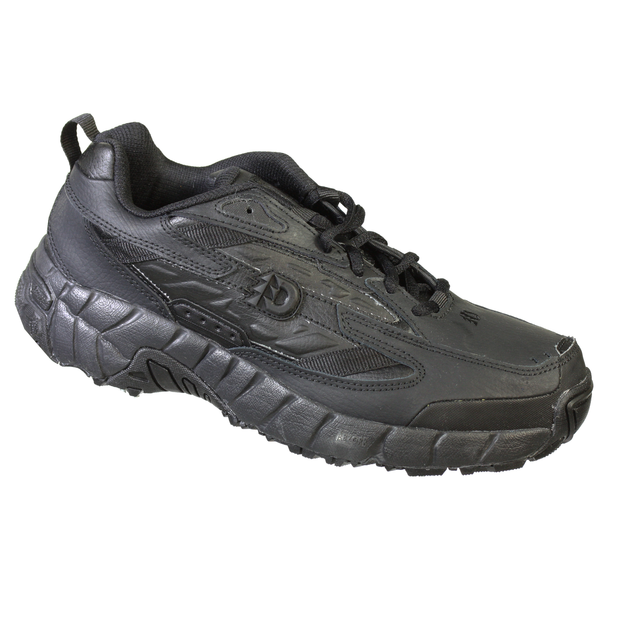 Dunham by New Balance DS664 Mens Steel Toe SDI Athletic Shoes Black 8 EE by Dunham