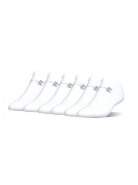 f0e4ad4b2 Product Image Under Armour Socks UA Men's Charged Cotton 2.0 No Show 6-Pack  Socks