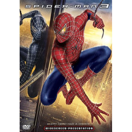 Spider-Man 3 (DVD) ()