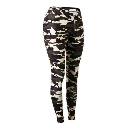 a96526daf55e68 CHLTRA - Elastic Camouflage Print Fitness Leggings For Women Yoga Pants  Sports Clothing Gym Workout Tights For Girls - Walmart.com