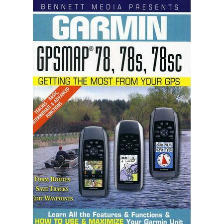 Garmin GPSMAP 78 (78, 78s, 78sc) (Garmin Dvd)