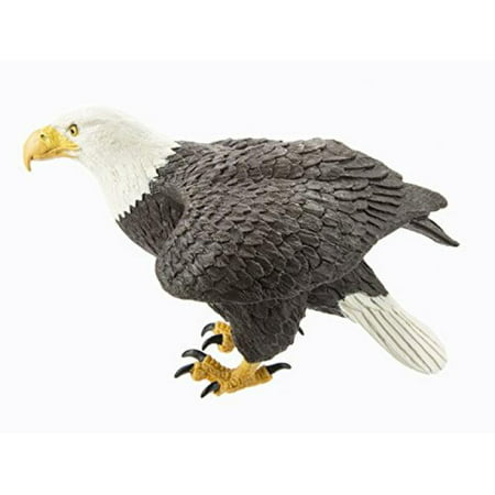 Safari LTD Incredible Creatures Bald Eagle