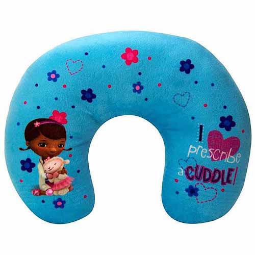 Disney Doc McStuffin Plush Neck Pillow