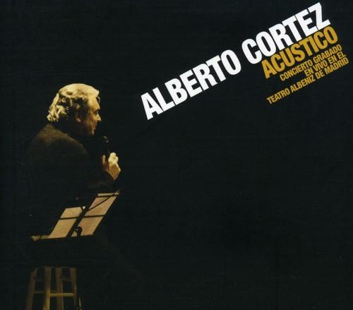 Alberto Cortez - Acustico [CD]