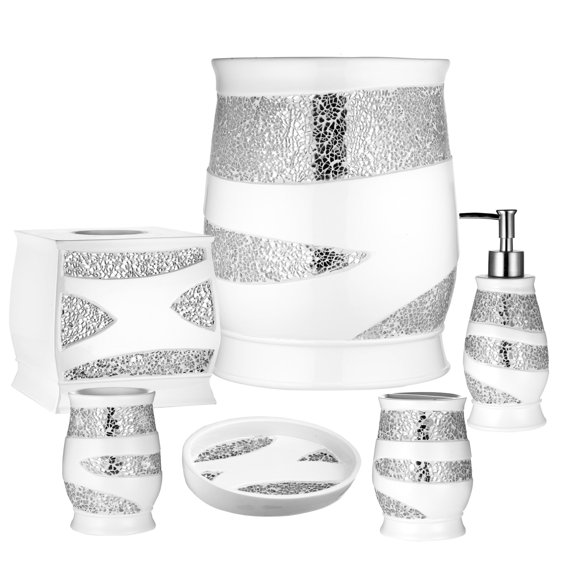 bed bath n more luxury bath accessory collection set or