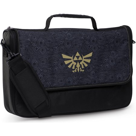 PowerA Everywhere Messenger Bag - Zelda: Breath of the Wild - Nintendo Switch (1505782-01) (Video Messenger)