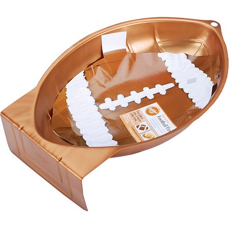 Football Cake Pan Baking Instructions