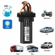 Vehicle Car GPS GPRS GSM Tracker, Real-Time Anti Lost Alarm Locator Waterproof Car Motorcycle GPS Tracker Device