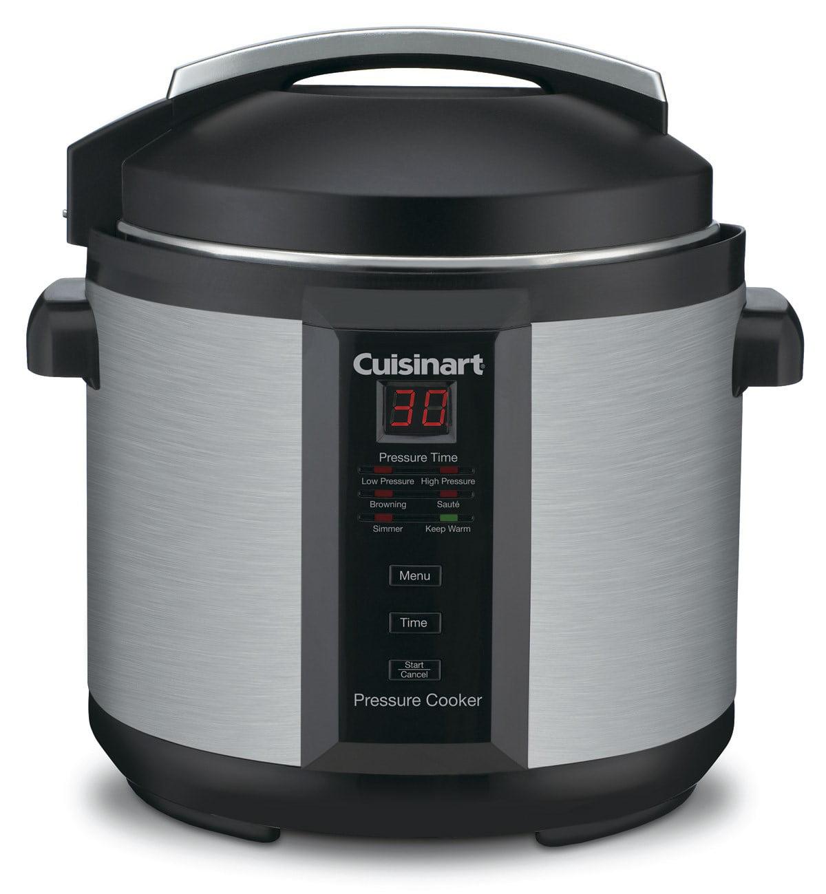 Cuisinart CPC-600 6-Qt. Electric Pressure Cooker One Size
