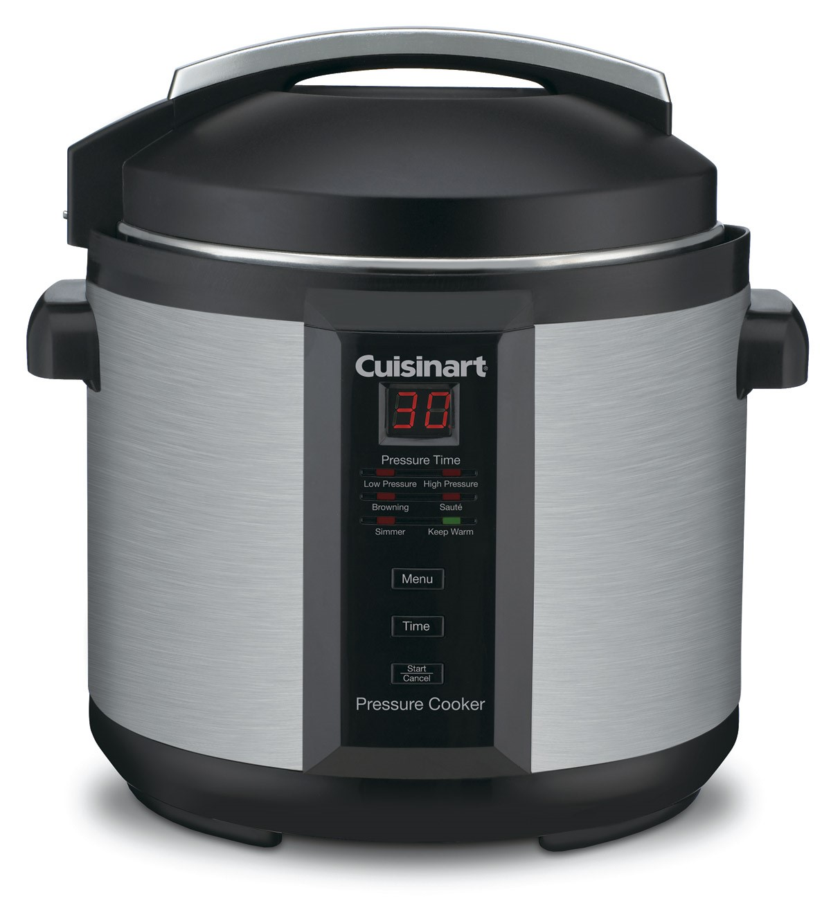 Cuisinart CPC-600 6-Qt. Electric Pressure Cooker One Size