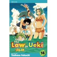 The Law of Ueki, Vol. 14