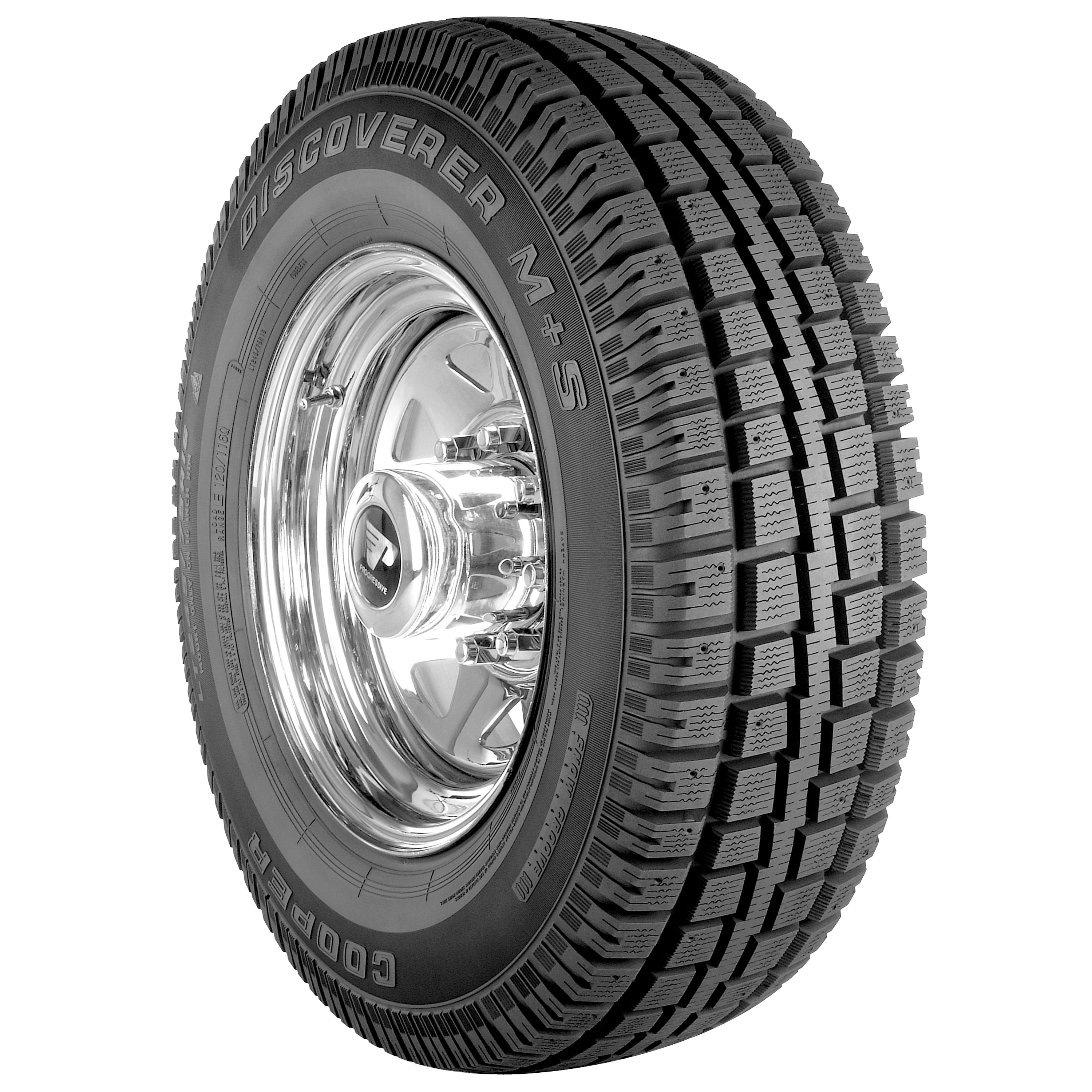 <strong>Cooper M+S Winter Tires</strong>