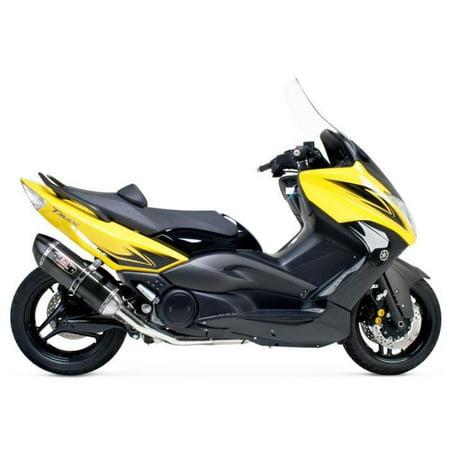 (Yoshimura 1390002 R-77 Race Series Full System - Carbon Fiber Muffler)
