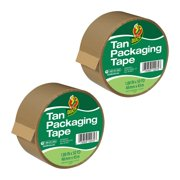Duck Brand 1.88 in. x 50 yd. Tan Acrylic Standard Packing Tape