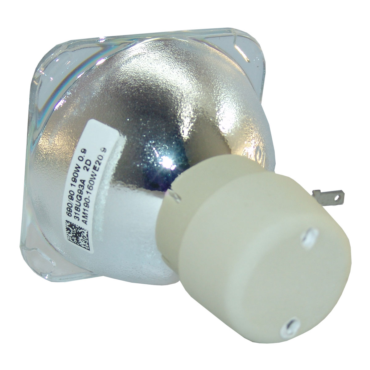 Lutema Economy Bulb for Optoma EX531p Projector (Lamp with Housing) - image 2 of 5