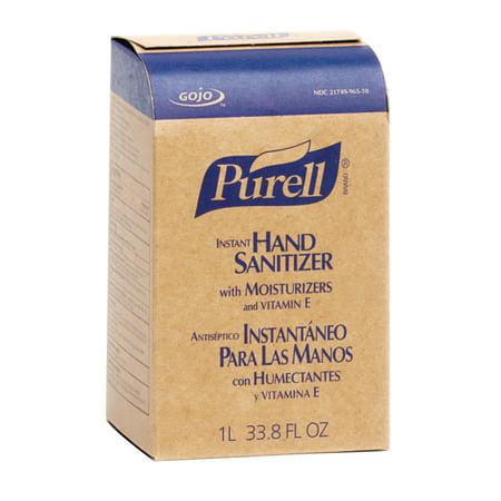 PURELL Instant Hand Sanitizer Refills for Dispenser, 27 fl oz, (Pack of 12)