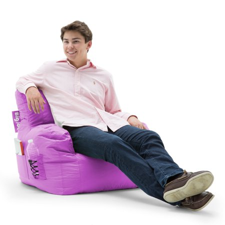 Big Joe Dorm Bean Bag Chair Walmart Com