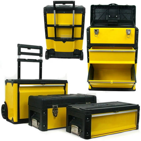 Portable Power Tool (Stalwart 3-in-1 Oversized Portable Tool Chest )