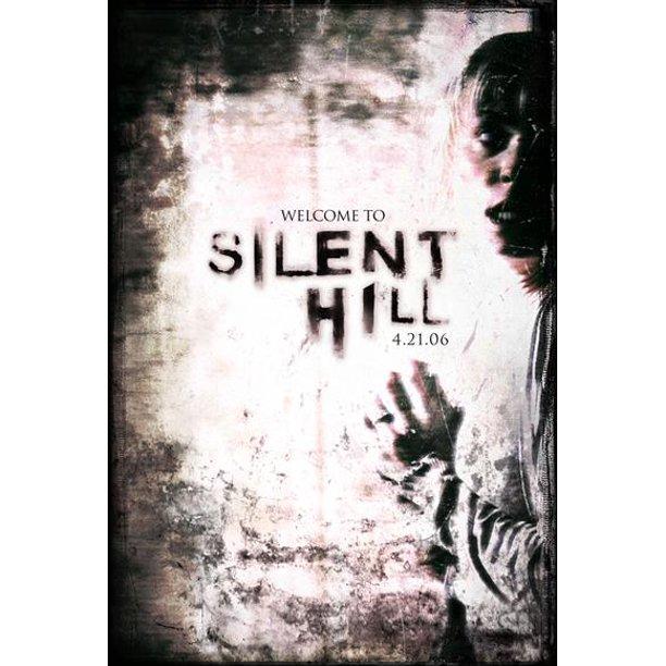 Silent Hill 2006 11x17 Movie Poster Walmart Com Walmart Com