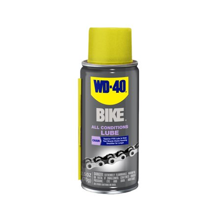 Bike Grease (WD-40 Bike All Conditions Lube Aerosol)