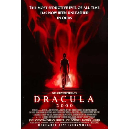 Dracula 2000 POSTER Movie C Mini Promo