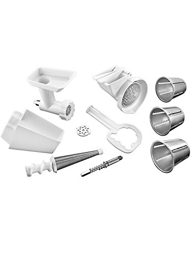 Kitchenaid Fppa Stand Mixer Attachment Pack 1 With Food
