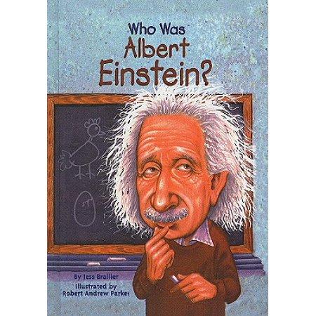 Who Was Albert Einstein? - Albert Einstein Mustache