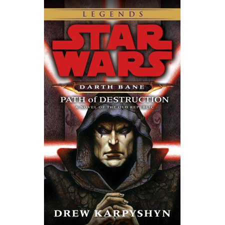 Path of Destruction: Star Wars Legends (Darth Bane) : A Novel of the Old (Star Wars The Old Republic Game Trailer)