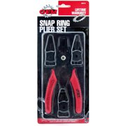 Great Neck Saw OEM Industrial Snap Ring Pliers Set, 25012