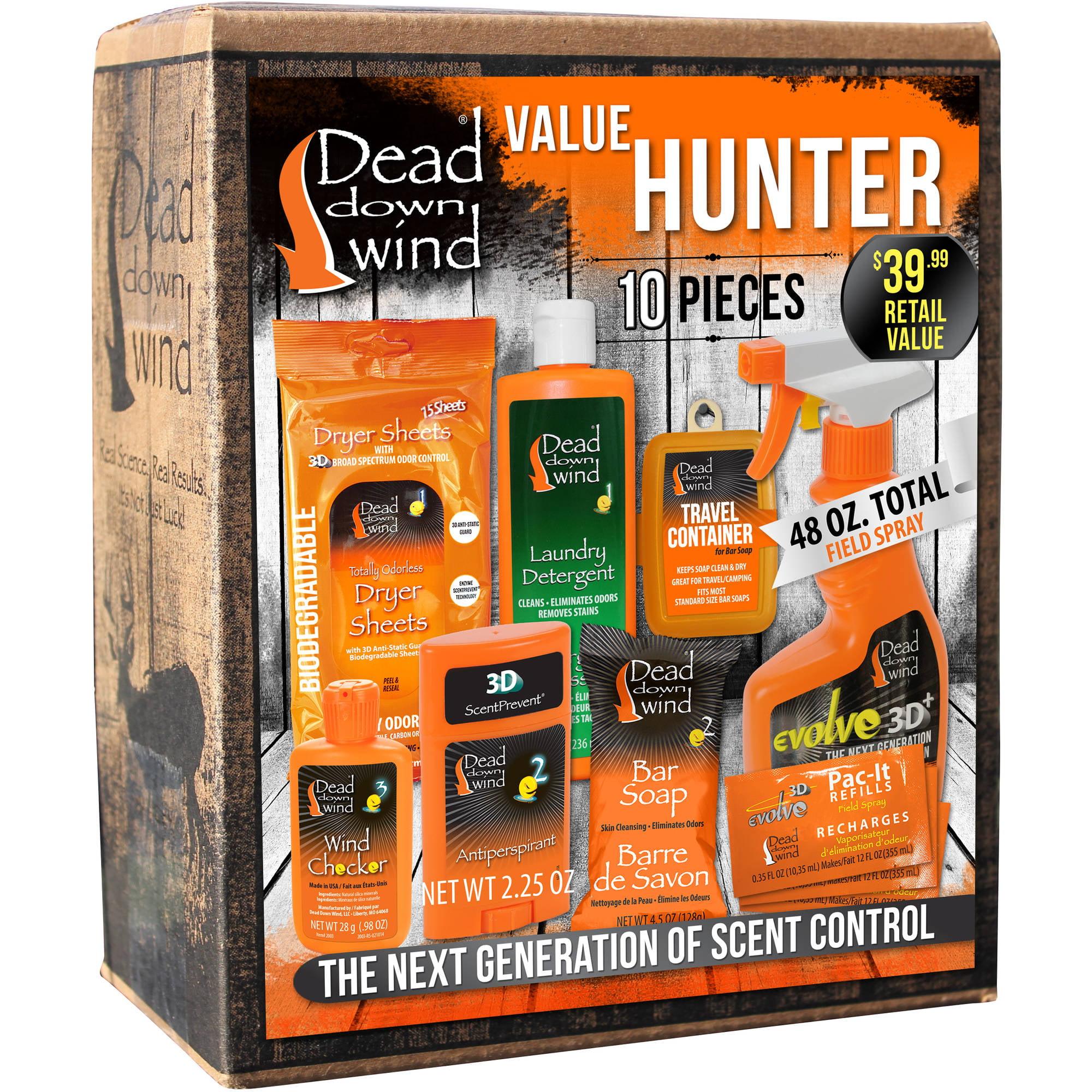 Dead Down Wind Value Hunter Kit