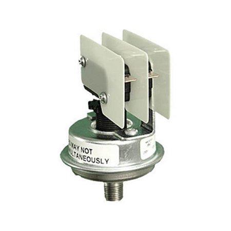 Senasys 3062P Pressure Switch 0.12 in. Npt 25A