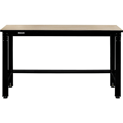 "Stack-On 66"" Steel Workbench"
