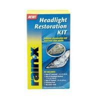 Rain-X Headlight Restoration Kit - 800001809