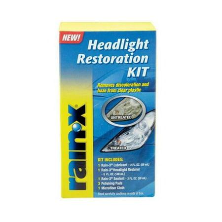 Rain-X 800001809 Headlight Restoration Kit