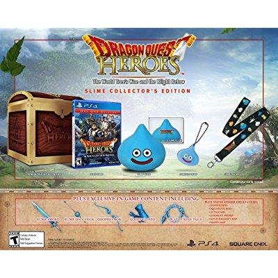 Square Enix dragon quest heroes: the world tree's woe and...