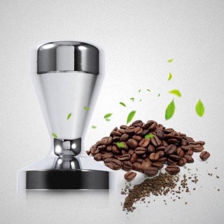 Garosa Coffee Tamper,Stainless Steel Espresso Tamper Coffee Bean Press Tool With 51mm Diameter Flat Base Hot - image 3 of 6