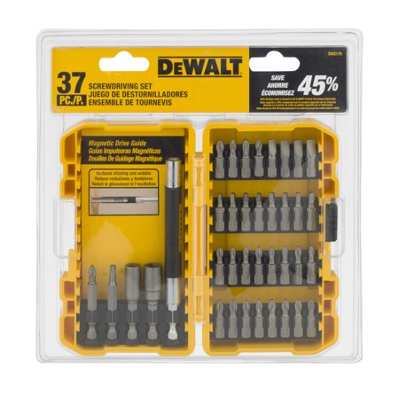 DeWalt Screwdriving Set - 37 PC, 37.0 PIECE(S)