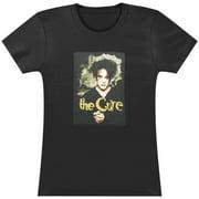 Cure Men's  Smith Patch Slim Fit T-shirt Black