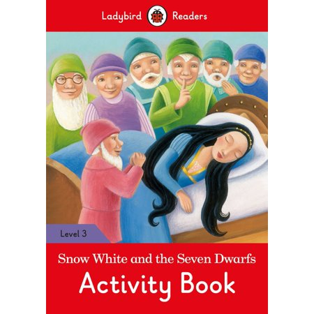 Snow White and the Seven Dwarfs Activity Book : Level 3