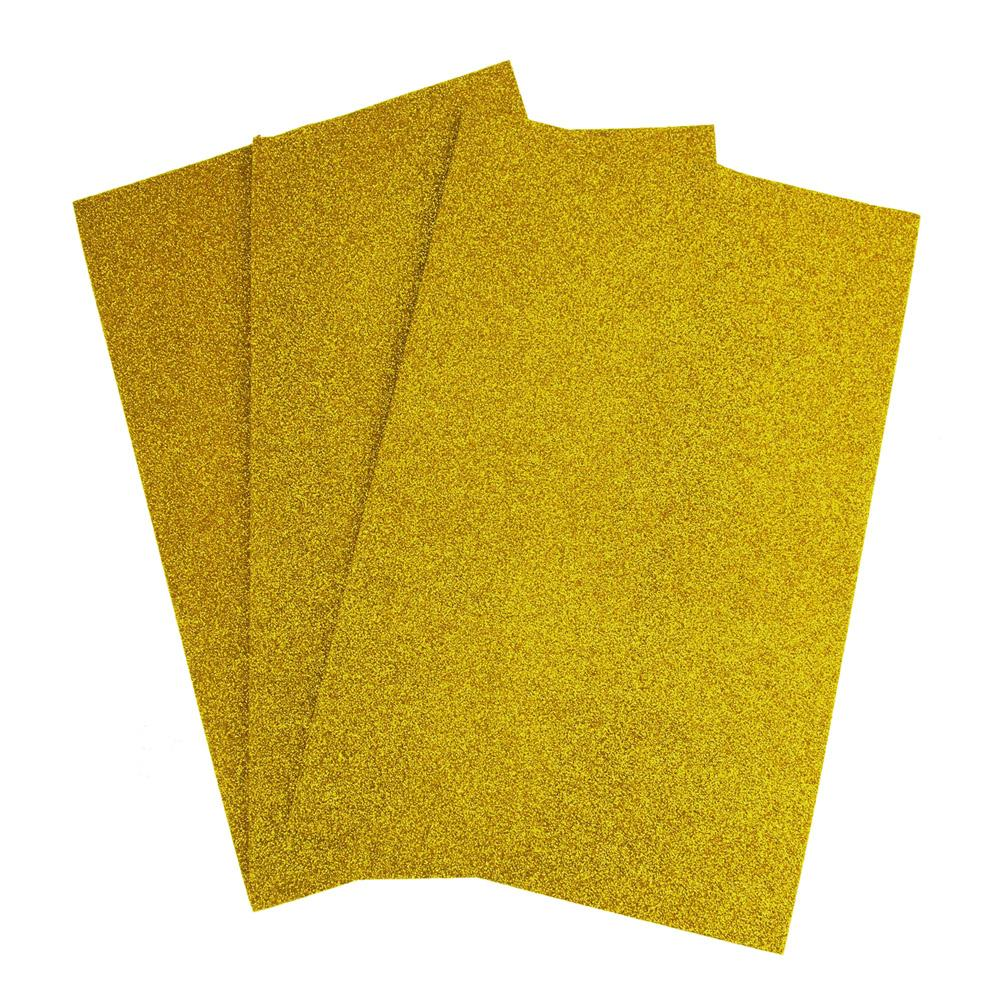 Lime Green Craft EVA Foam Sheets 12 Pieces 9 x 12 inches Time 4 Crafts
