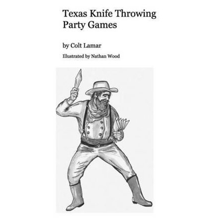 Texas Knife Throwing Party Games
