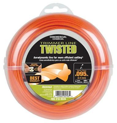 2PK 100' x.095 Twisted Trimmer Line