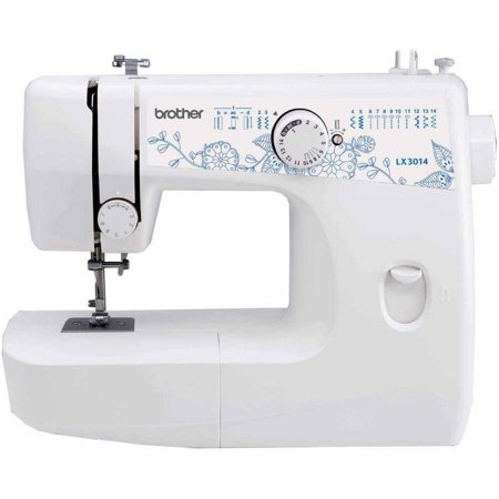 Brother 40Stitch Sewing Machine LX3040 Walmart Simple Brother Sewing Machine Reviews 2014