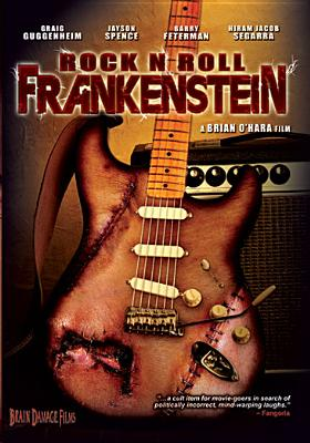 Rock & Roll Frankenstein (DVD) by BRAIN DAMAGE FILMS