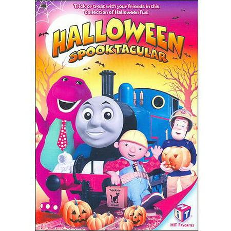 Halloween Spooktacular [DVD] (Spooktacular Halloween Words)