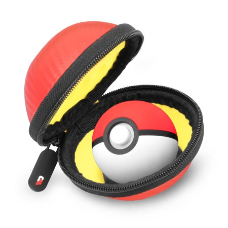 CASEMATIX Hard Shell Carrying Travel Storage Case Custom Designed to fit Pokémon Go Plus](Custom Stores)
