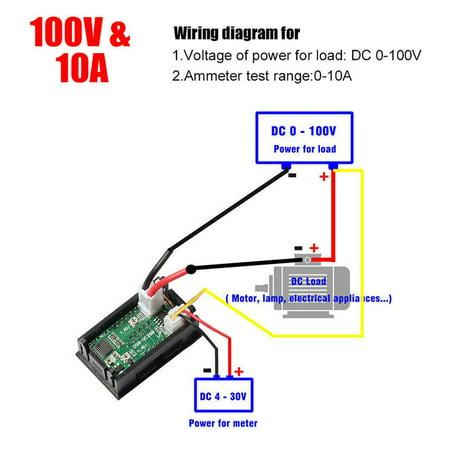 Volt Amp Meter Wiring Diagram from i5.walmartimages.com